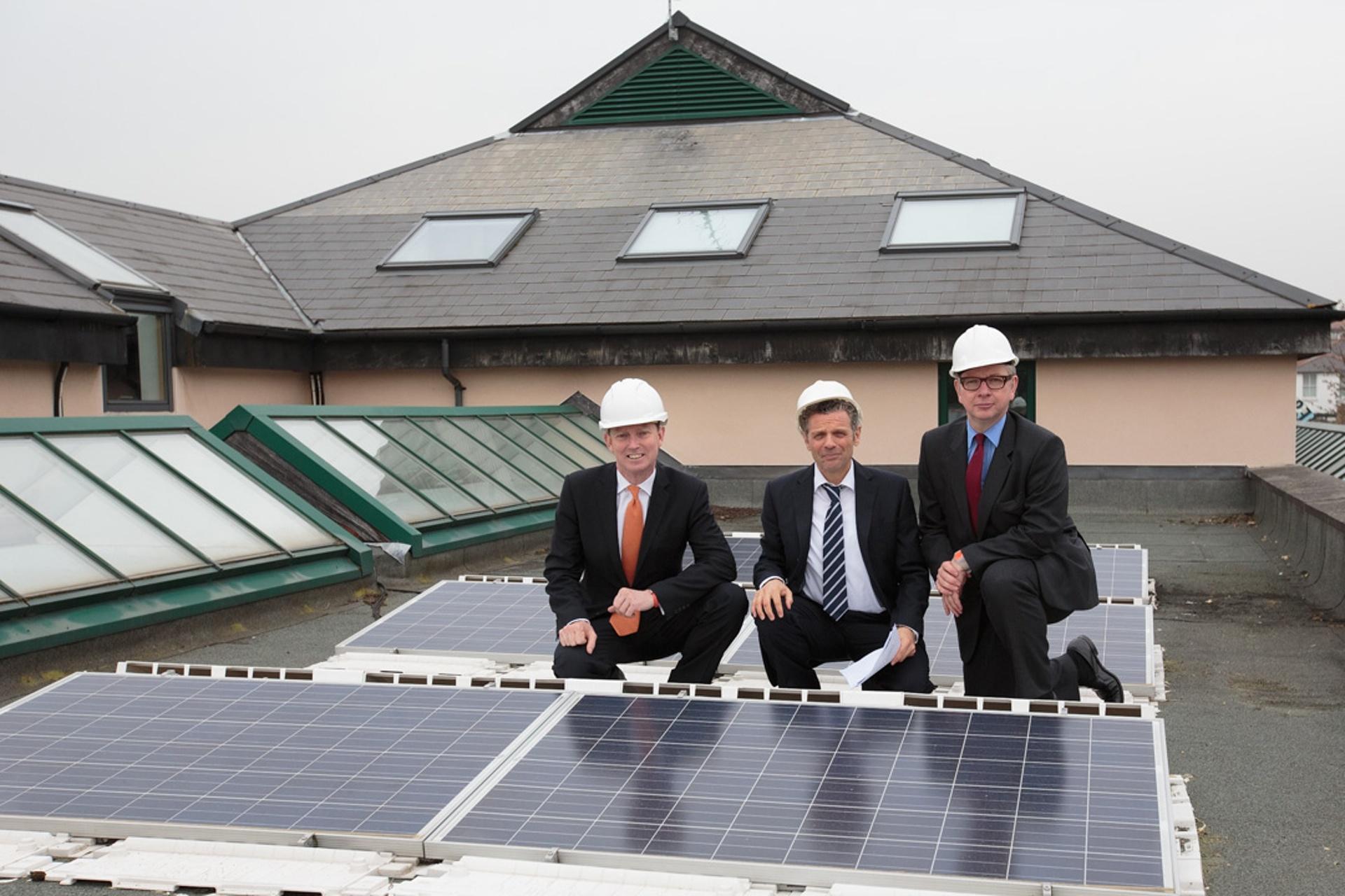 Solar schools project